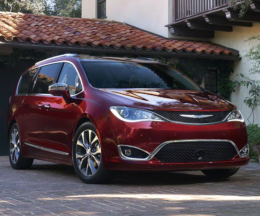 Teh Chrysler Town & Country makes horrible used minivans