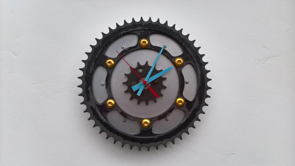 upcycle motorcyle parts