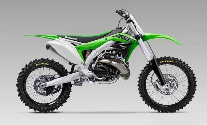 Kawasaki KX350 Two-Stroke