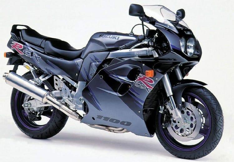 Best Suzuki Bikes List - Suzuki GSX-R1100