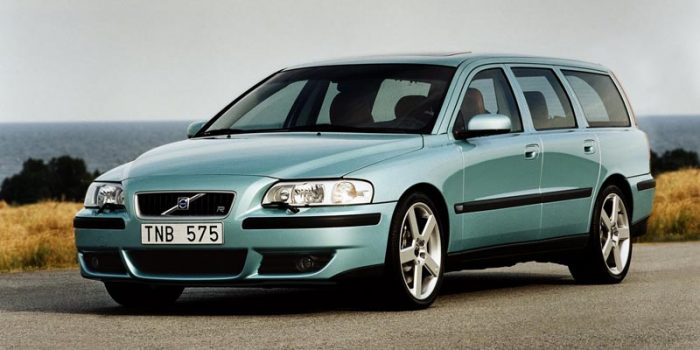 Volvo V70 R Sleeper