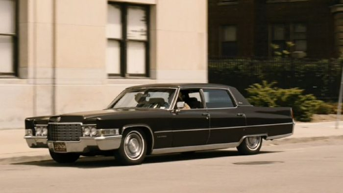 The Cadillac Fleetwood is one of the biggest cars in the world