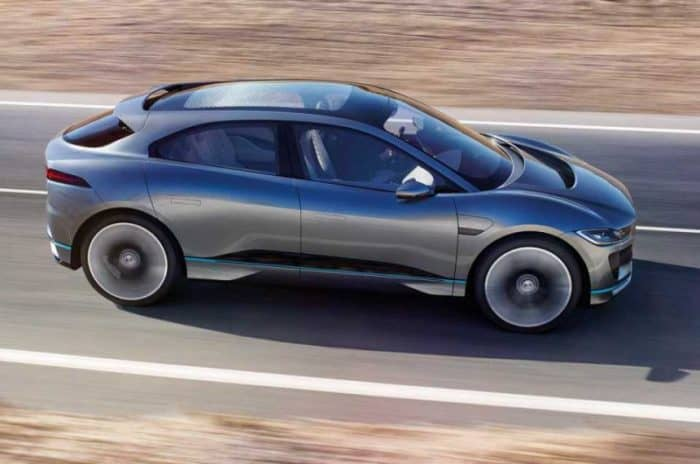 Jaguar I-Pace might be the best hybrid SUV 2019 is bringing our way
