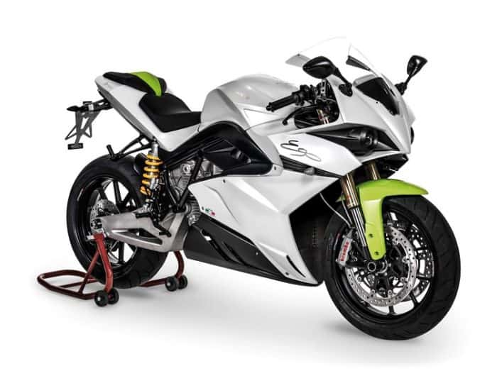Electric Bike - Energica Ego