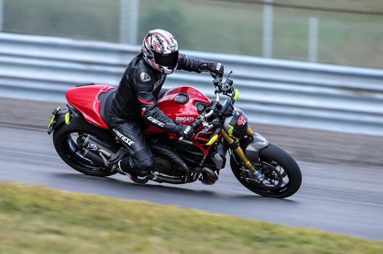 Cheap Track Motorcycle - Ducati Monster