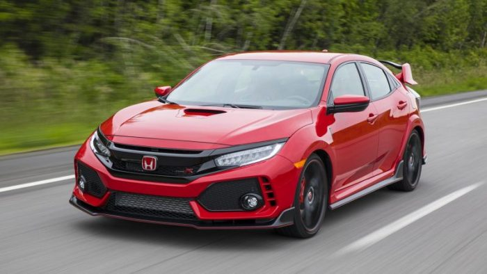 Honda Civic Type R is hands-down one of the best hatchbacks 2019 is bringing our way