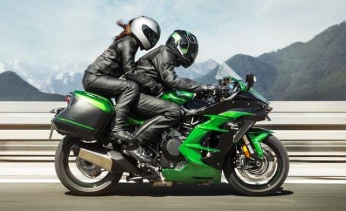 Sport Touring Motorcycles - Kawasaki 2