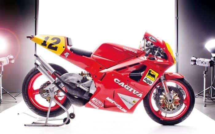 Italian Motorcycles - Cagiva V589