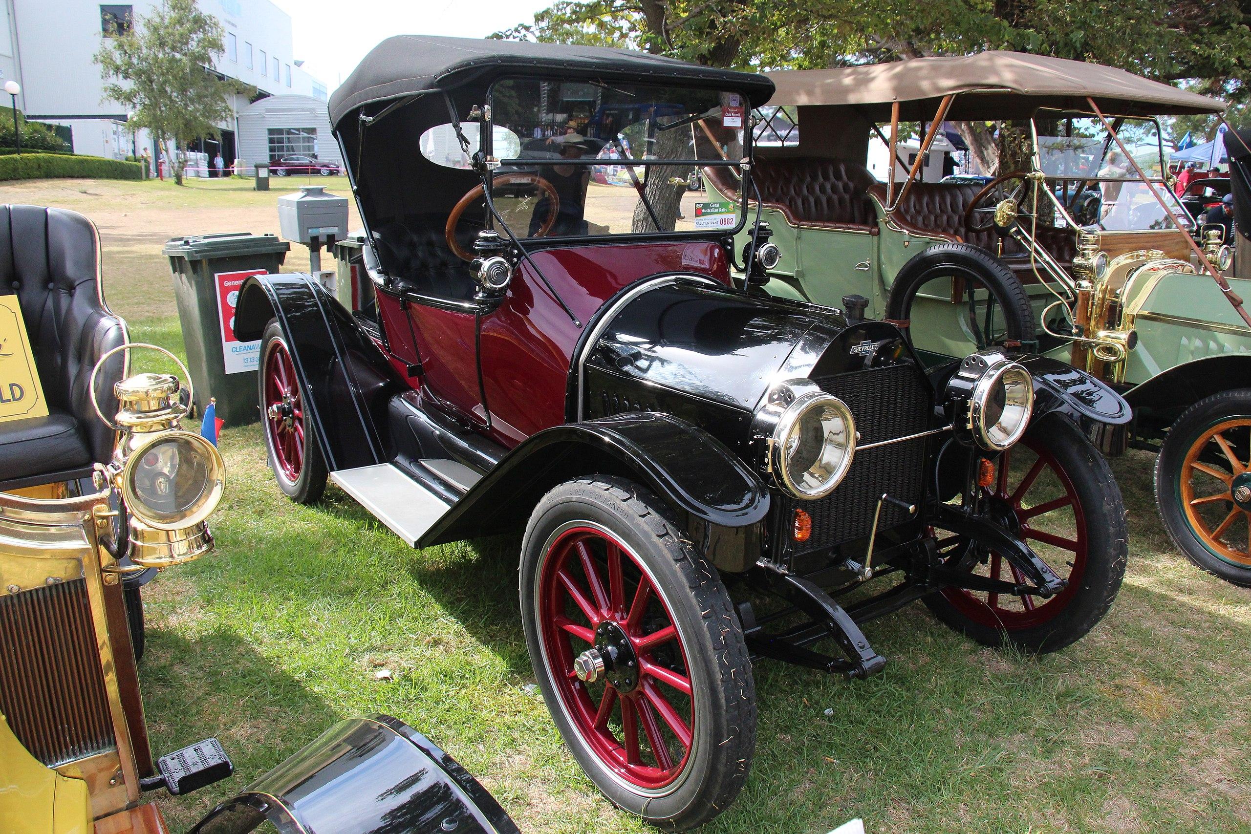 1914 Chevrolet H-2 Royal Mail Roadster