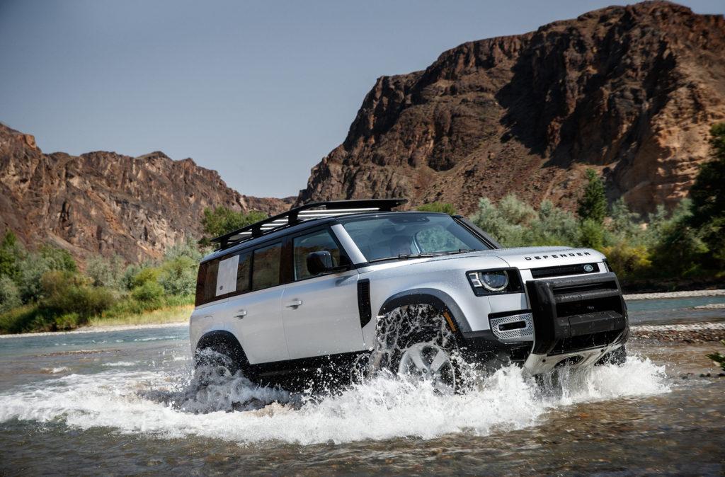 best SUVs for off-roading