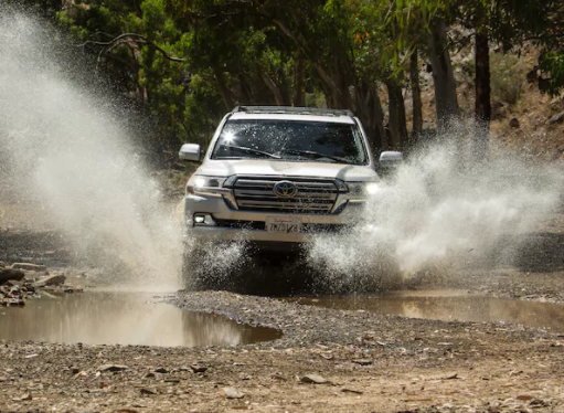 10 Top Rated Suvs For Off Roading Autowise