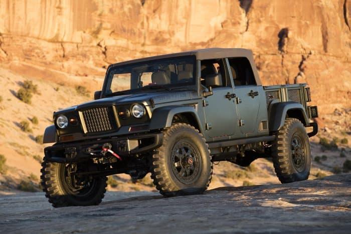 2019 Jeep Scrambler rendering
