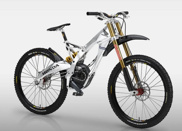 Branded Bicycles - Best Mountain Bikes - Honda RN-01