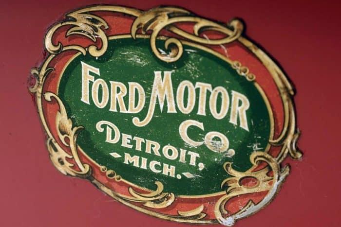 1903 Ford emblem