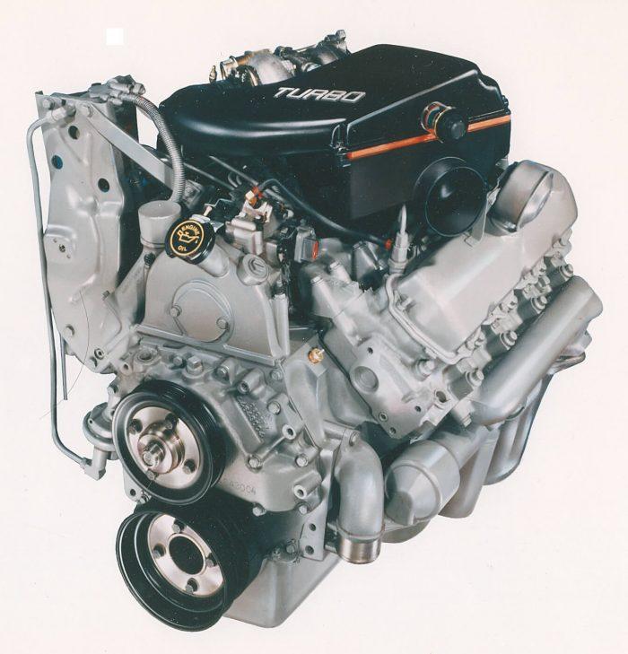 7.3L IDIT Engine 1993 – 1994