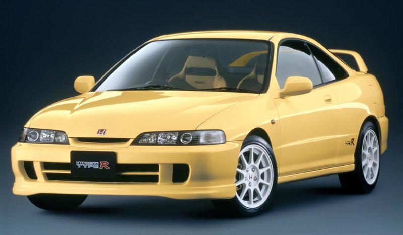1998 Integra Type R Honda