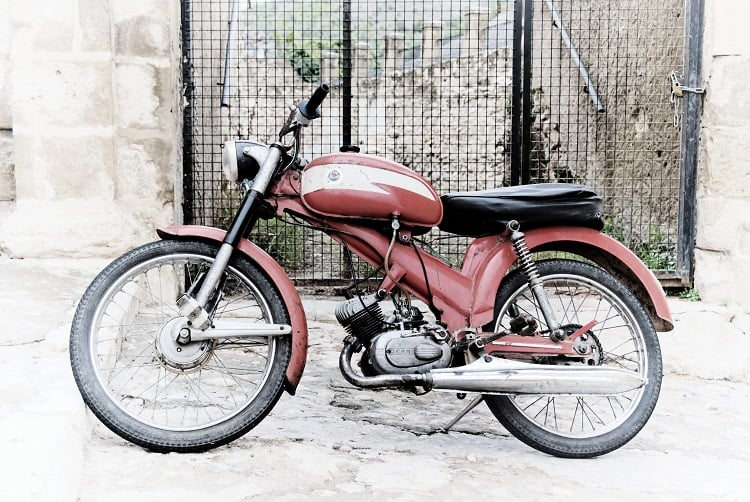 Spanish Motorcycles - Derbi Vintage