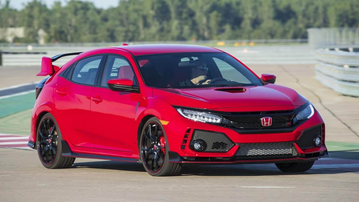 Honda 2019 - Honda Civic Type R remains one of the most exciting 2019 Nissan models