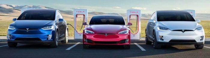 Tesla Car Lineup - Tesla