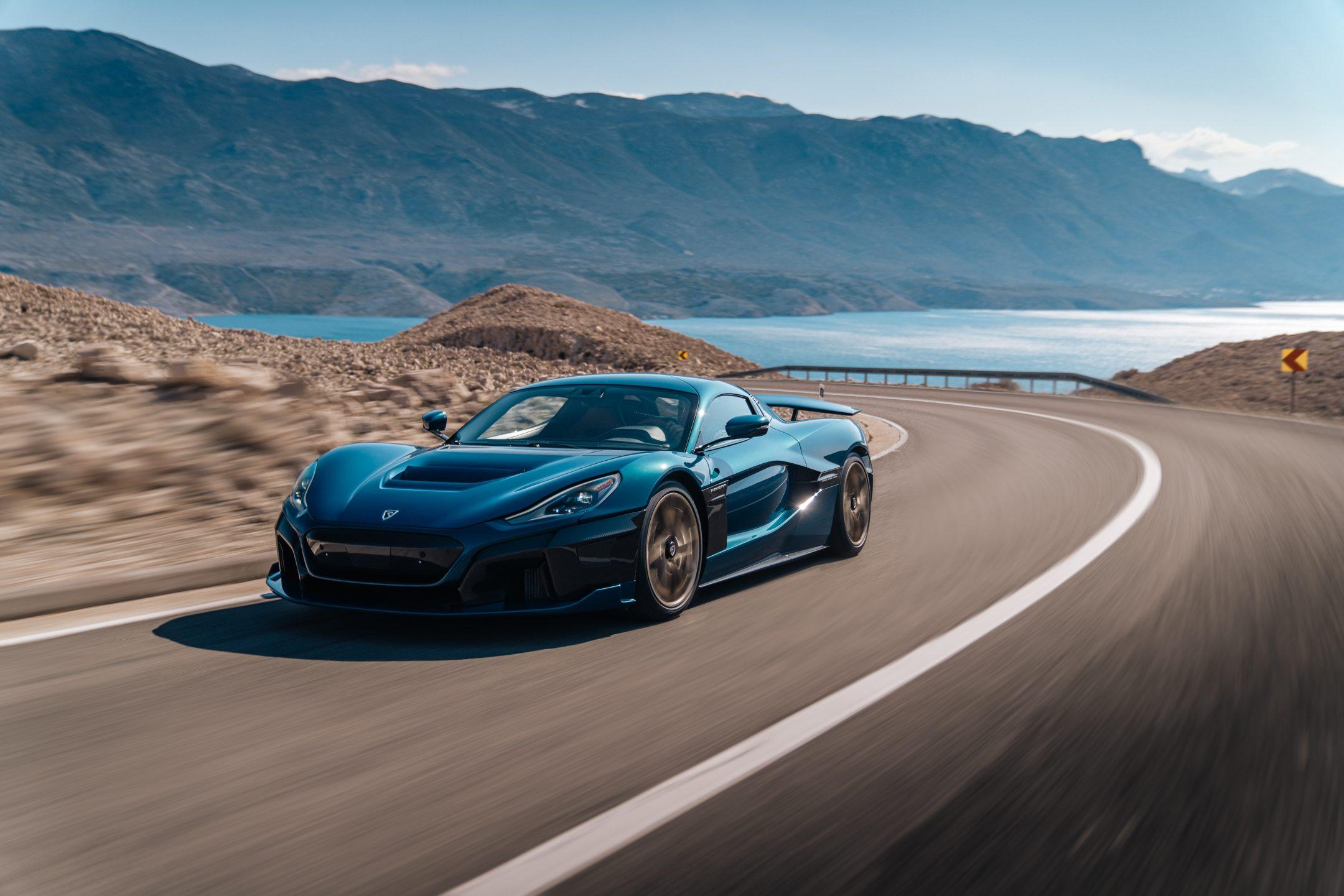 Rimac Nevera highest horsepower cars