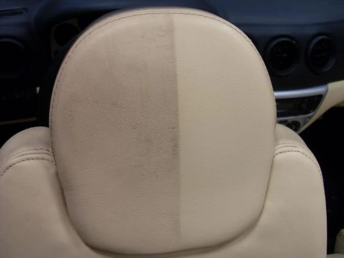 best car leather cleaner