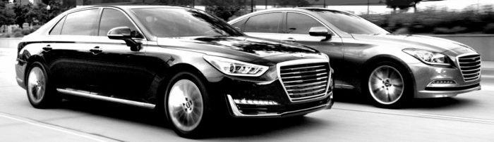 2018 Genesis models