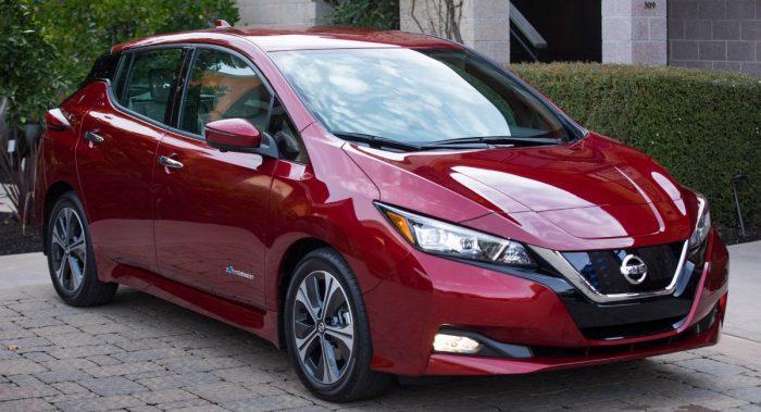 2019 Nissan Leaf E-Plus - Electric Car