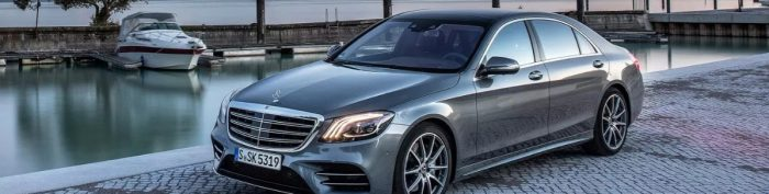 2018 Mercedes-Benz S - luxury car