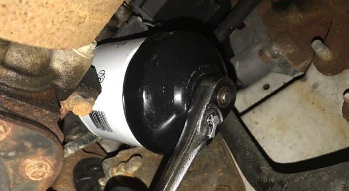 oil filter remover
