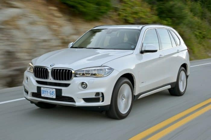 2017 BMW X5 Diesel - BMW Recall