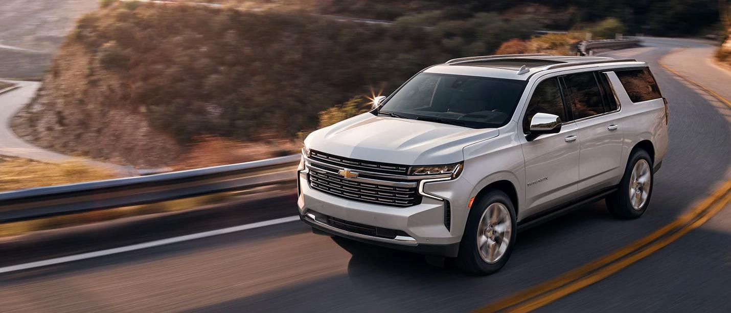 best SUVs for towing