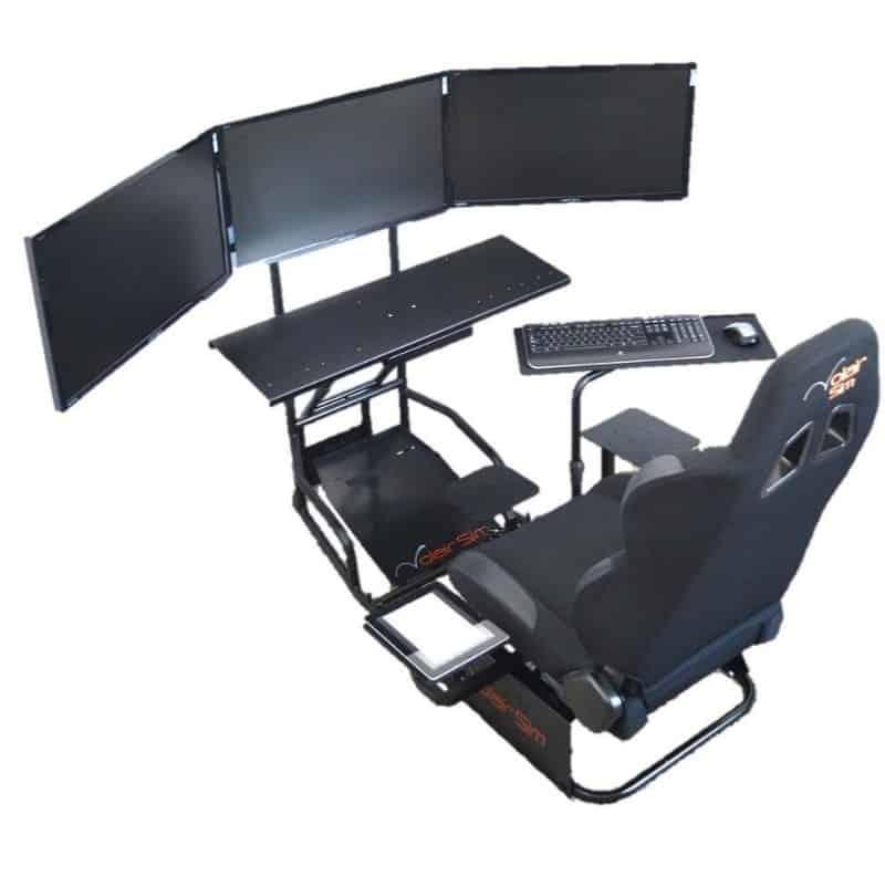 Volair Sim Simulation Cockpit