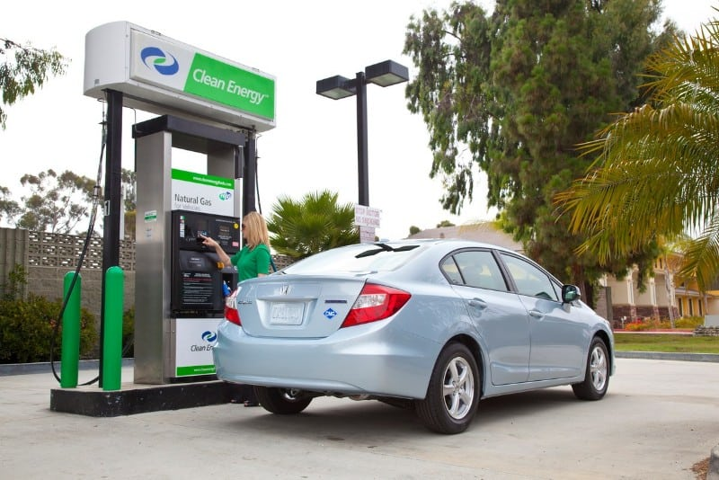 hybrid car clean energy