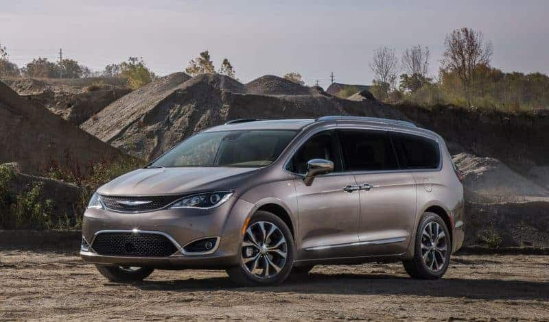 Pacifica minivan will remain the best of 2020 Chrysler models