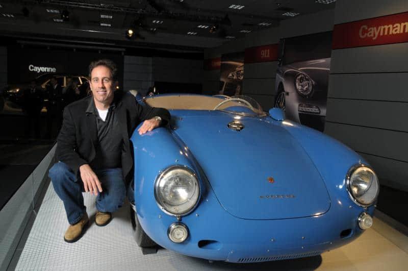 1955 Porsche 550 RS - Seinfeld collection