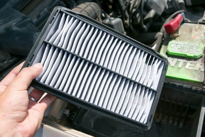 Replacing Air Filter