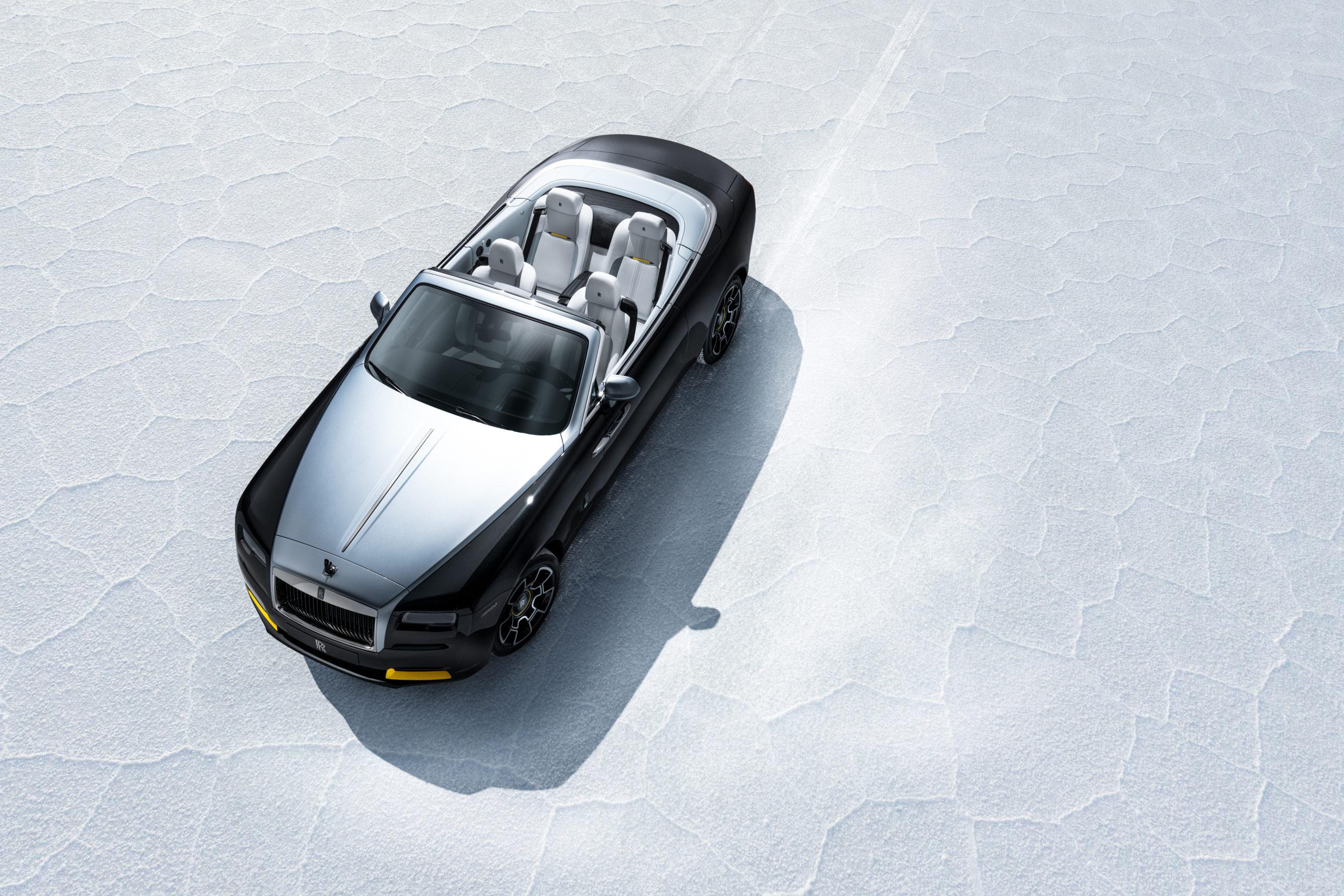 2021 Rolls Royce Dawn