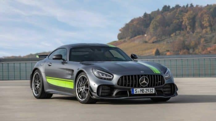Mercedes-Benz AMG GT R Pro will only be available for MY 2020