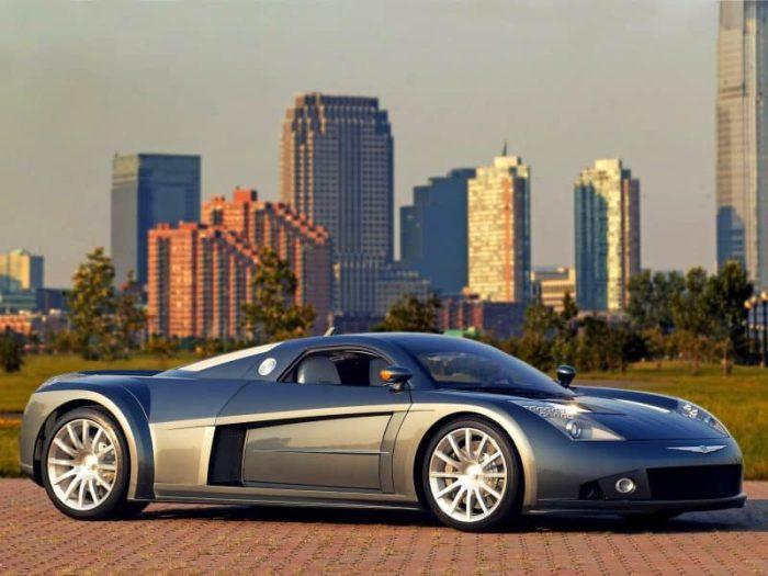 Chrysler ME Four-Twelve profile view