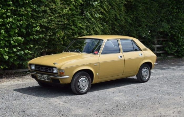 Austin Allegro is one of the worst cars ever produced