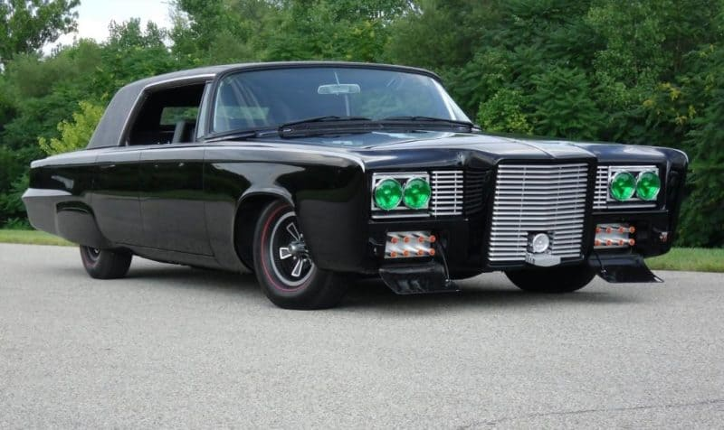 "Black Beauty from ""Green Hornet"" is one of the most badass TV and movie cars"