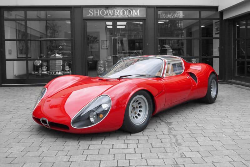 Alfa Romeo Stradale Tipo 1