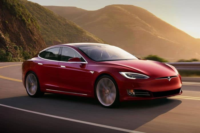 Tesla Model S is one of the most revolutionary electric cars