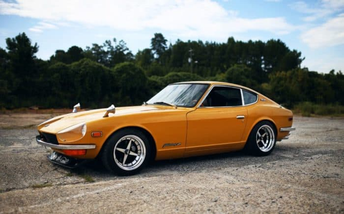 Datsun 240Z is one of the best Japanese cars ever made