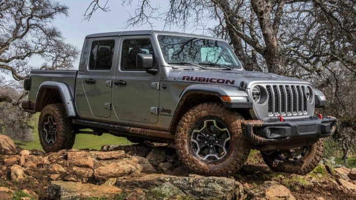 Jeep Gladiator is the new ultimate Jeep truck