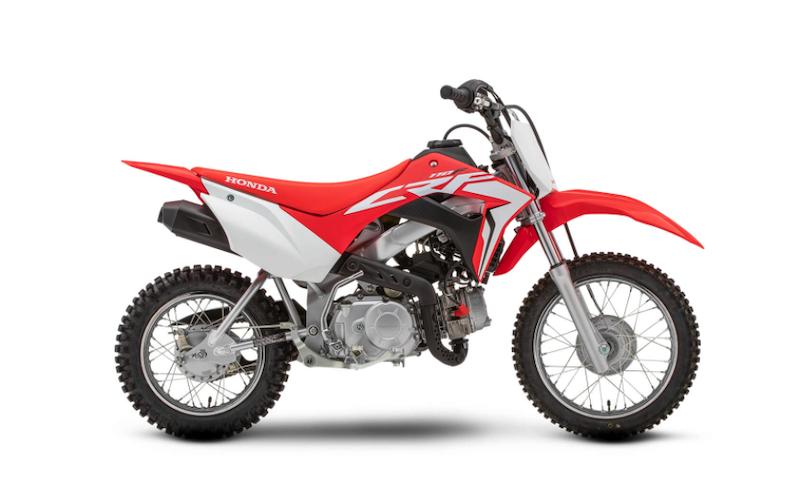 automatic dirt bike