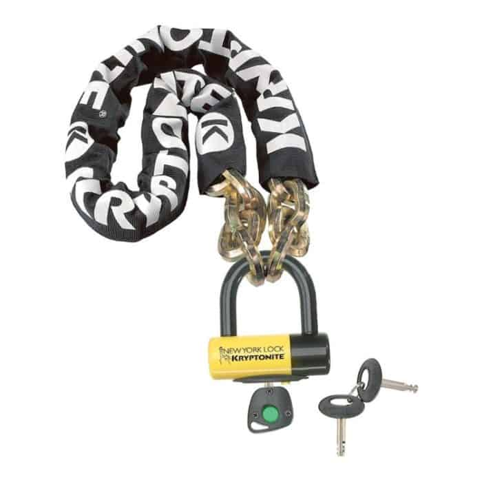Kryptonite New York Fahgettaboudit Chain Disc Lock