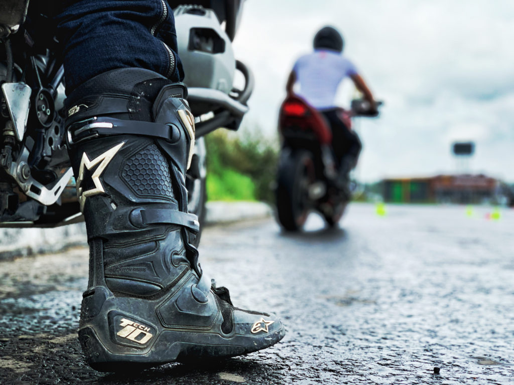 best motorcycle boots 2021