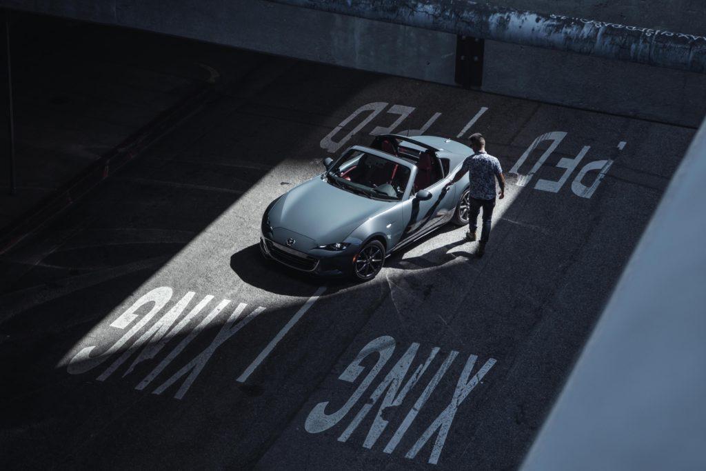 2021 Mazda MX-5 Convertible