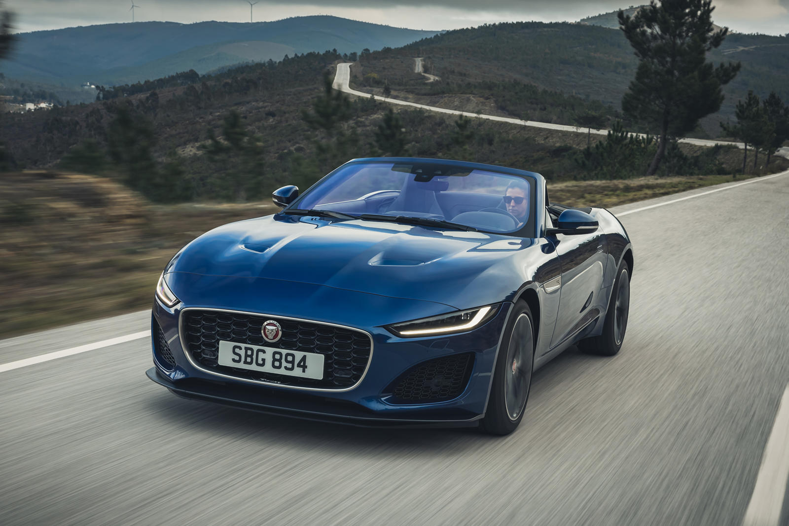 2021 Jaguar F-Type Convertible